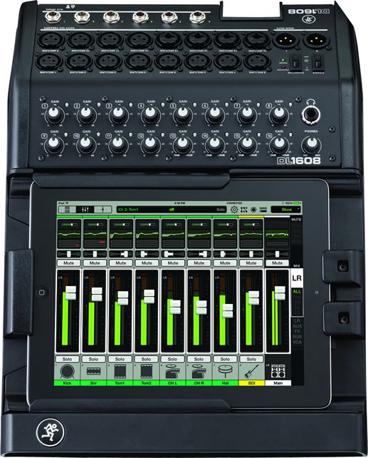 Mackie DL-1608 Digital Mixer