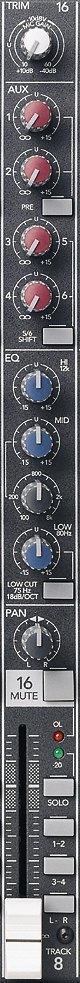 CR1604 Channel Strip